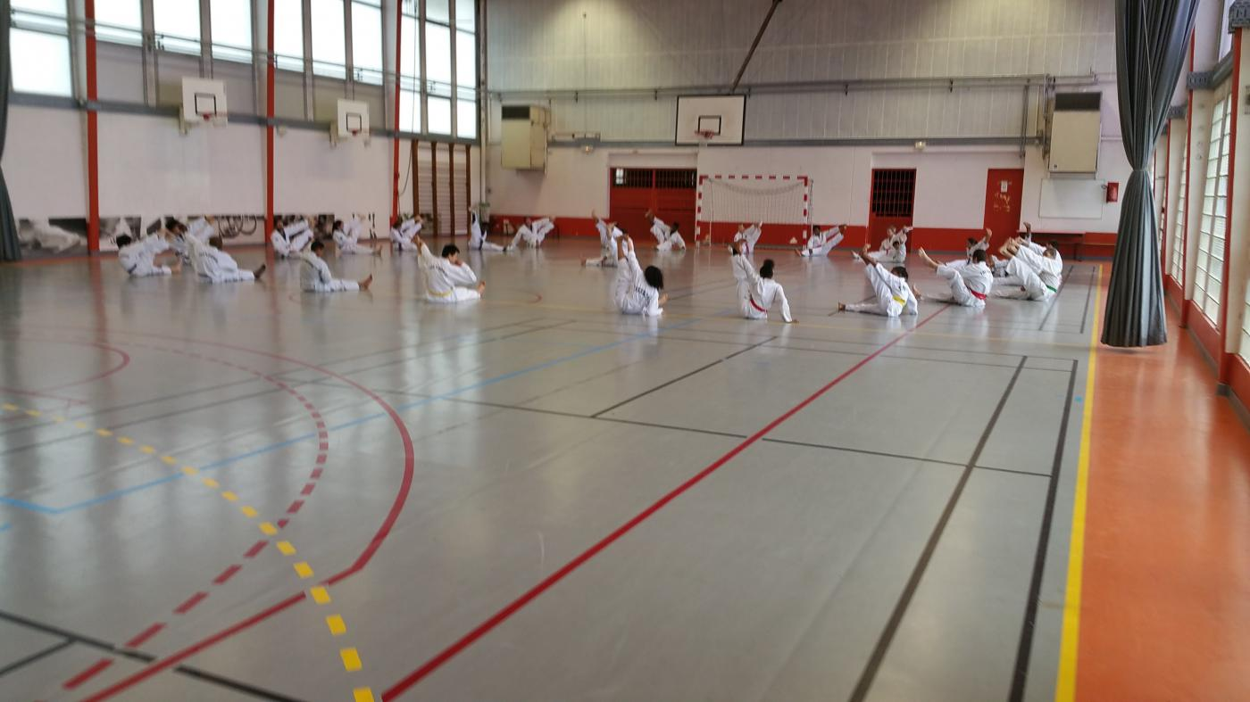 Stage du KIM Chung Do Kwan FRANCE